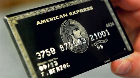 Review Of The Black American Express Centurion Rewards
