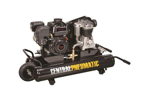 9 gal 212cc 135 psi wheelbarrow air compressor epa iii