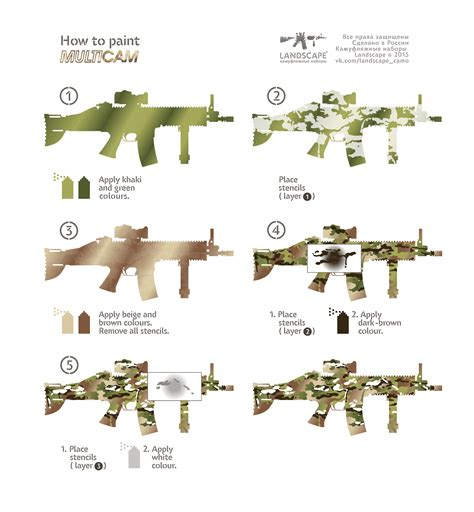 how to paint a l how to paint multicam you can buy landscape camouflage