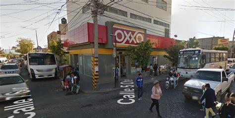 tiendas oxxo nezahualcoyotl asalto a oxxo domingo7