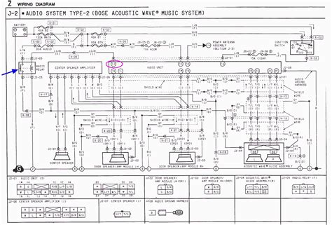 sf  model bose amp wiring diagram page