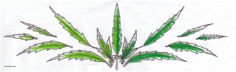 weed tattoo designs tattoo collections