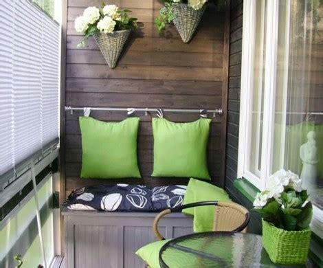 Balkon Einrichtung by Balkongestaltung Als Teil Der Wohnungseinrichtung