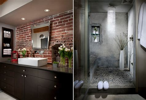 industrial style bathroom 10 fabulous bathrooms with industrial style