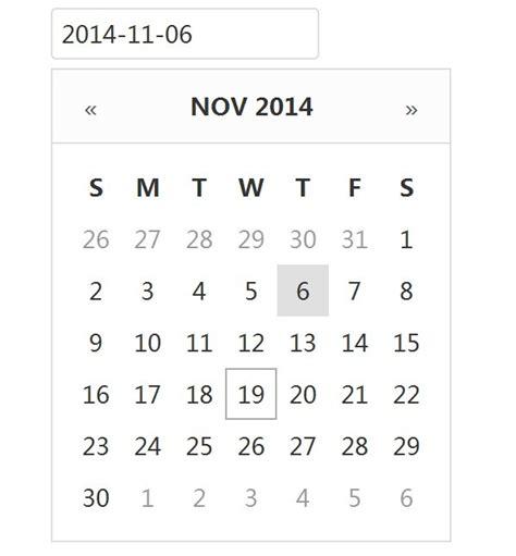 ionic datepicker tutorial lightweight calendar date picker directive for angularjs
