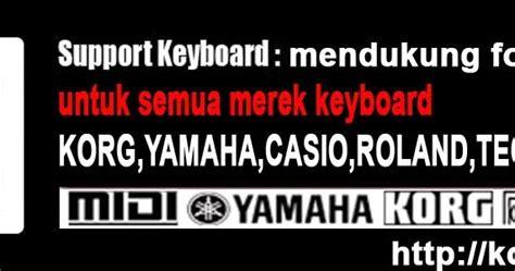 Keyboard Techno T9100 Jual Koleksi Midi Style Korg Pa50sd Top Koleksi Midi