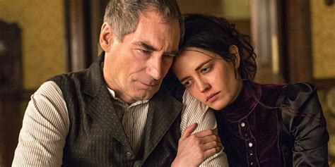 timothy dalton eva green penny dreadful and they were enemies the armchair
