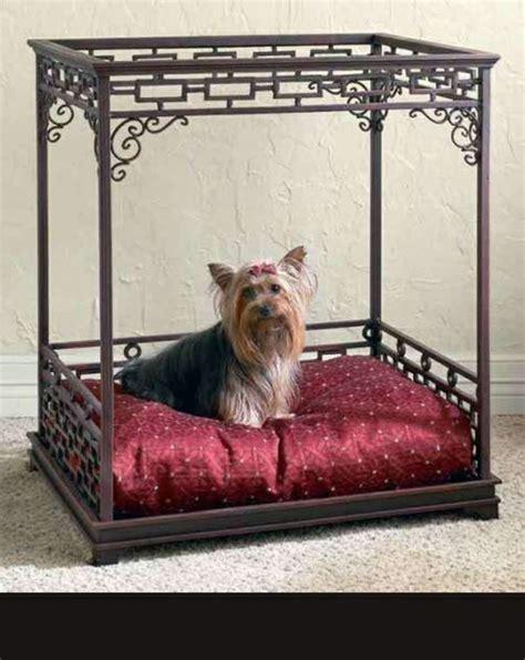 lit pour chien en fer forg 195 169