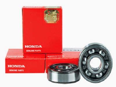 Bearing Gear Box Honda Beat Suara Klotok Klotok Di Blok Cvt Honda Beat Fi Berasal Dari