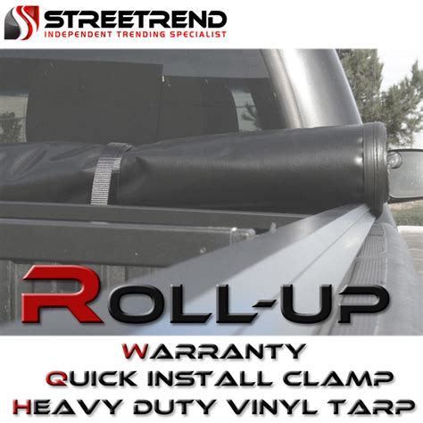 locking truck bed covers lock roll up tonneau cover for 95 04 tacoma 89 94 toyota