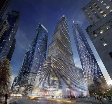 3 Storey Commercial Building Floor Plan by Big Replaces Foster Unveils Plans For 2 World Trade