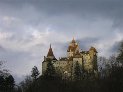 dracula castle in transylvania and the real story about halloween in romania