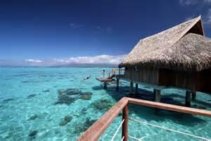 best overwater bungalows in moorea sofitel moorea ia ora resort