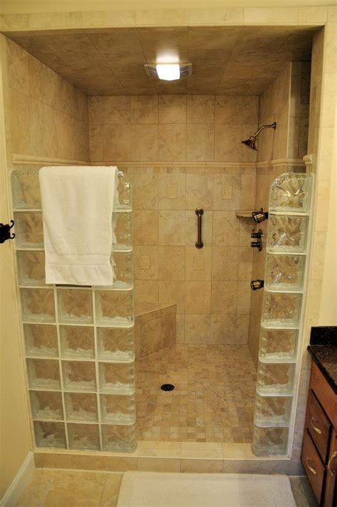 Shower Stall Designs Small Bathrooms by Nice Shower Ideas For Master Bathroom Homesfeed