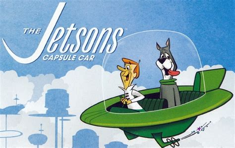 george jetson move george jetson it s the apple icar greenbusinesses