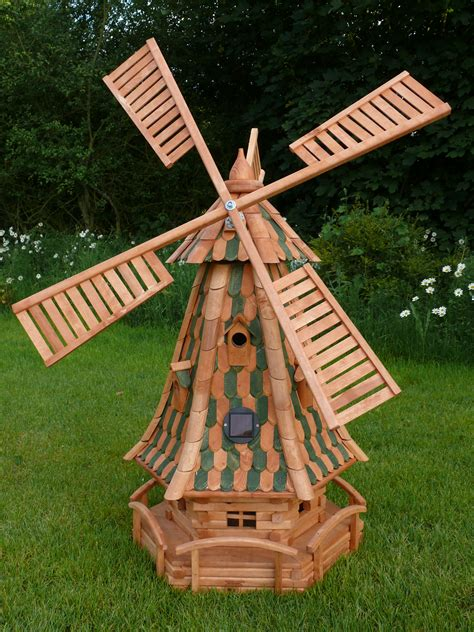 Handmade Windmill - windmills garden ornaments handmade wooden products