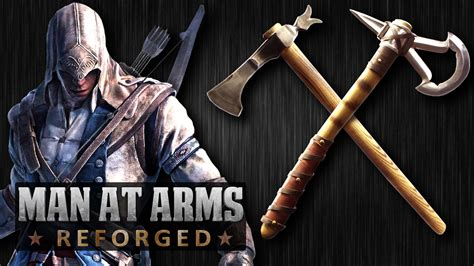 hatchet or tomahawk tomahawk challenge revolutionary war vs assassin s creed