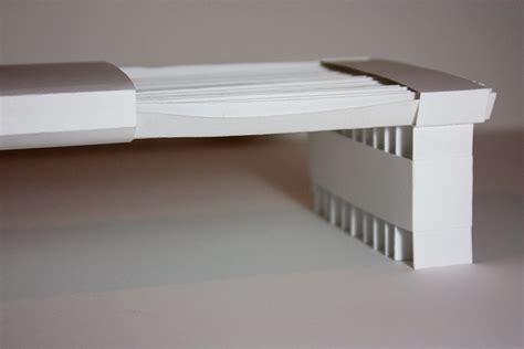 How To Make A Paper Bridge -