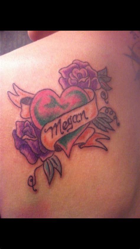 daughters name tattoo of my s name tattoos