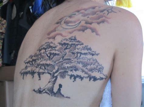 11 Unbelievable Bodhi Tree Tattoos Bodhi Tree Designs