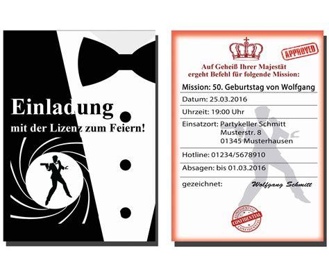 Einladungskarten Hochzeit Ohne Foto by Einladungskarten 50 Geburtstag Ohne Foto