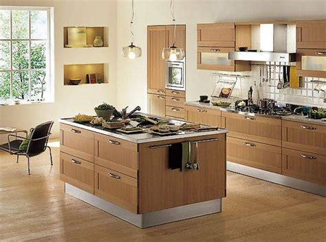 modernizing oak kitchen cabinets modern kitchen ideas applying the best kitchen designs