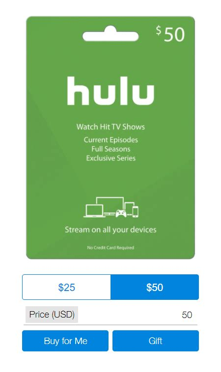 Hulu Gift Cards - how to watch abc comedy from anywhere vpnmentor