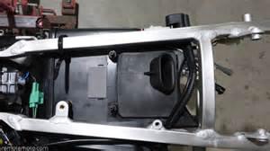 Suzuki Drz400 3x3 Mod Drz400 3x3 Airbox Mod