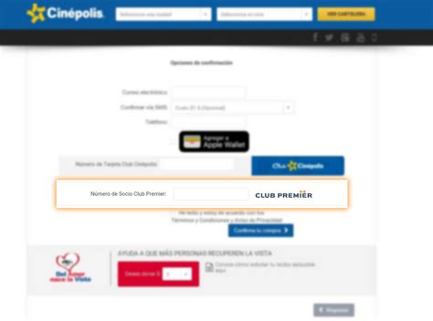 Cinepolis Gift Card - cin 233 polis club premier
