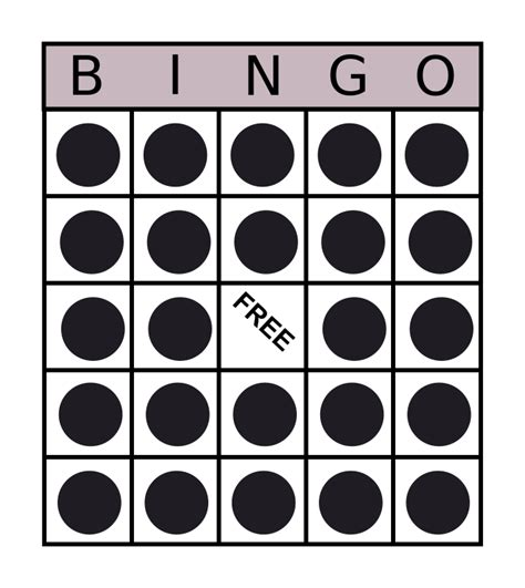 bingo card template png clipart bingo card