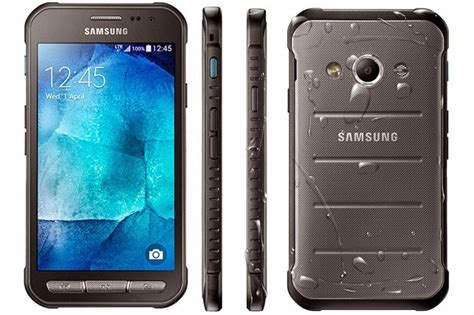 samsung galaxy xcover 4 revealed to offer 720p display
