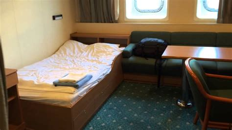Cabin On A Ship by Cabin On A Cargo Ship