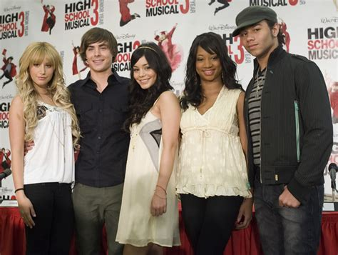 5 Year Hsm Mba by Tisdale Photos Photos Quot High School Musical 3