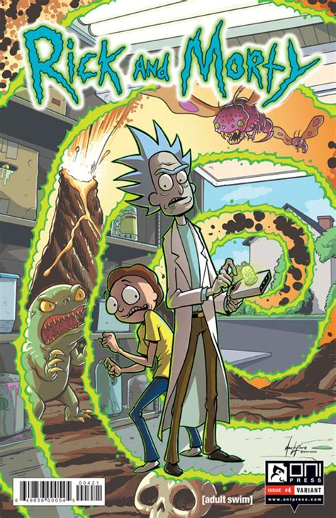 rick and morty volume 4 rick and morty 4 issue