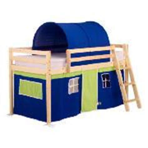 High Sleeper Tent by High Sleeper High Sleeper Bed Mid Sleeper
