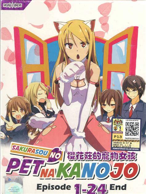 Dvd Anime Sakurasou No Pet Na Kanojo Sub Indo Eps 1 End dvd sakurasou no pet na kanojo eps 1 24 end