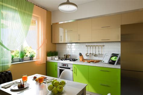 Bring Color to Your Kitchen for a Fresh and New Look