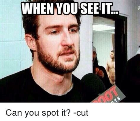 can you get a haircut where you can wear it as a bob and flipped when you see it can you spot it cut hockey meme on sizzle