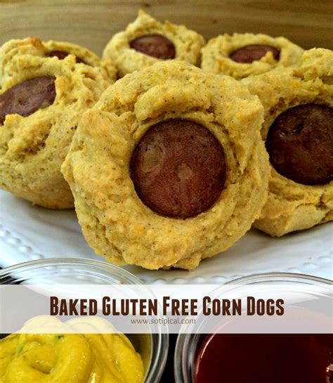 are corn dogs gluten free baked gluten free corn dogs