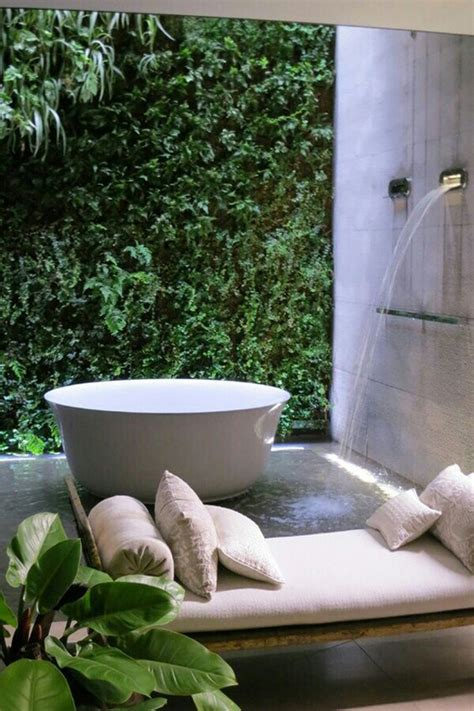 nature bathroom decor 25 tropical nature bathrooms to get inspired decorazilla