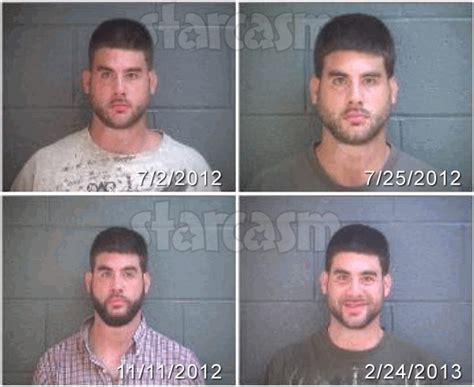 David Eason Criminal Record Jenelle Boyfriend David Eason Arrest History Mug Photos Starcasm Net