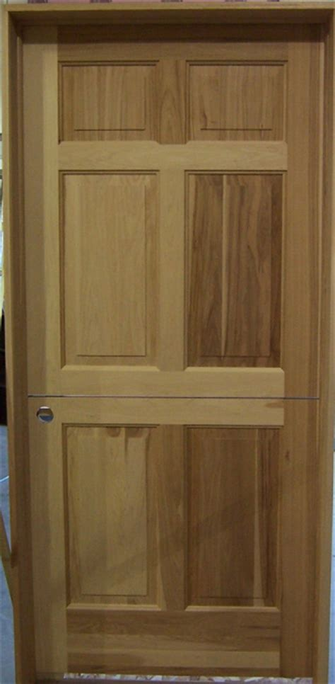 Interior Hickory Doors Hickory Interior Doors Smalltowndjs