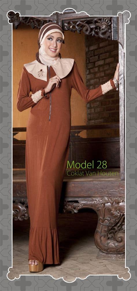 Vans Belakang Coklat gamis bunda