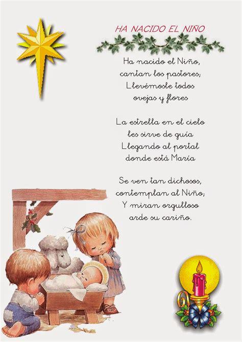 poemas cortos de navidad trabajando en educaci 243 n infantil 10 poes 237 as de navidad
