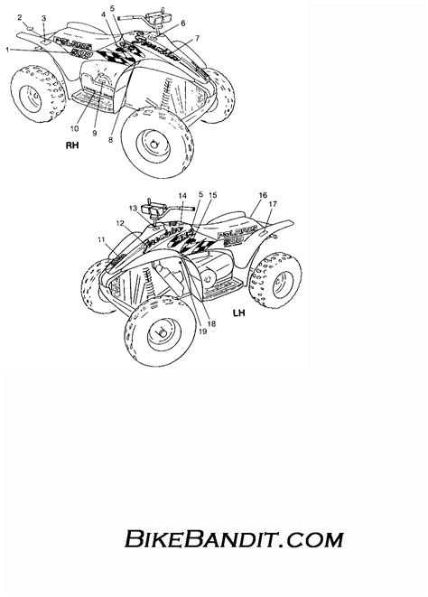 2001 polaris sportsman 500 awd wiring diagram wiring diagram