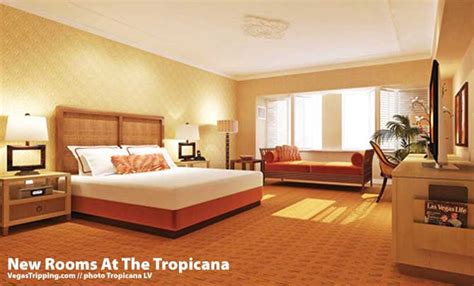 New The Room New Rooms At Tropicana Vegastripping