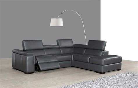 sectional sofas nj premium leather sectional sofa with power recliner nj