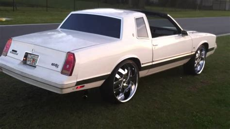 expensive ls for sale 87 monte carlo ls t top on 24 s youtube