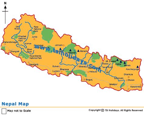 nepal on map map of nepal cities in nepal nepal cities nepal city tour cities of nepal city tour nepal tours
