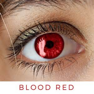 red contacts lenses images amp pictures becuo